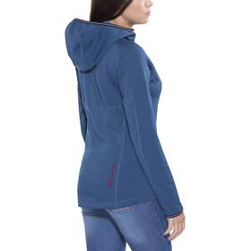 Elevenate Arpette Stretch - Chaqueta Mujer - azul